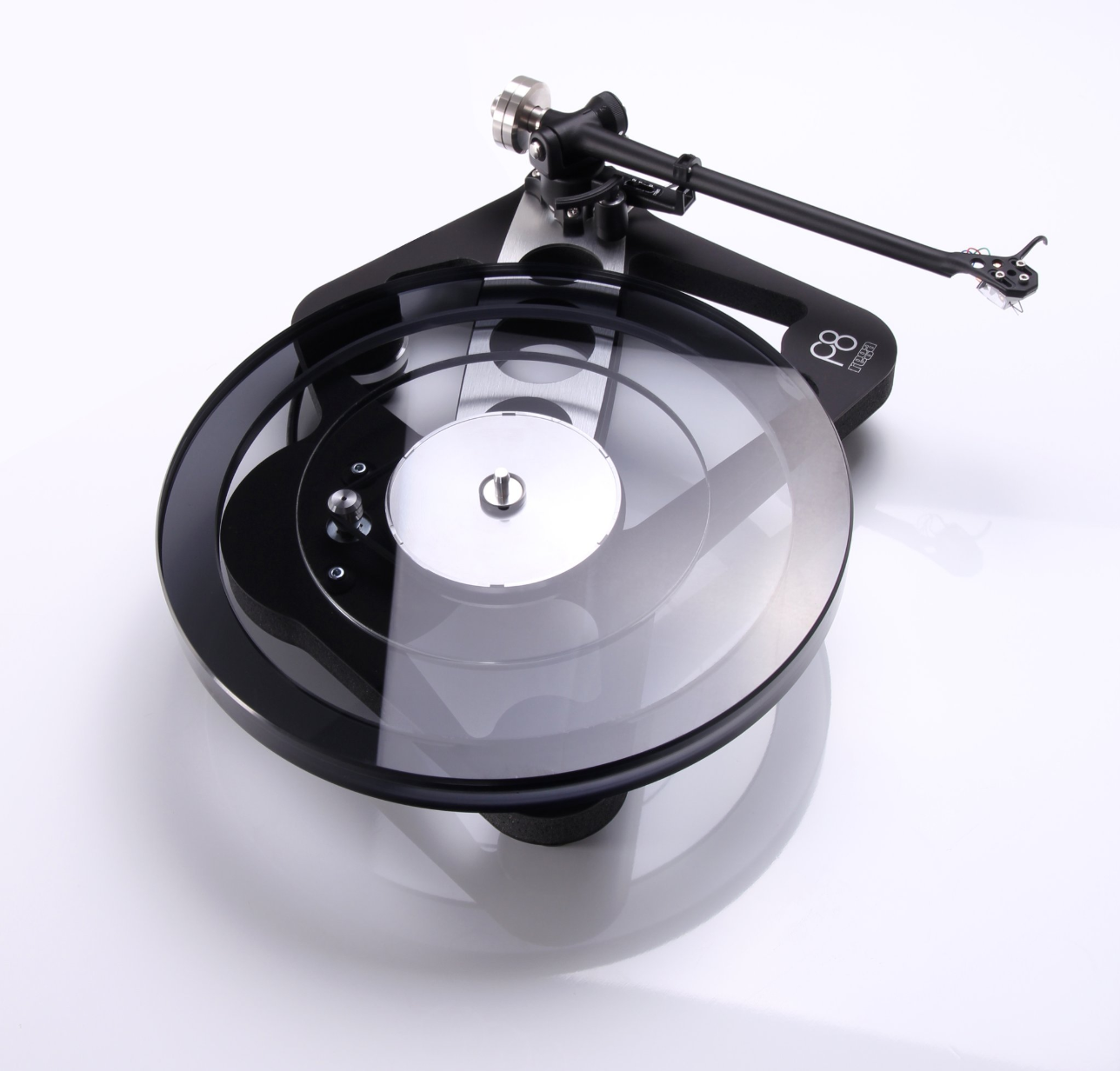 rega 8 top view